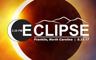 2017 total solar eclipse franklin nc